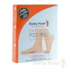 Baby Foot Exfoliant Peel ~ Lavender Scented ~ Sealed in Original Box