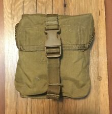 SPEC-OPS BRAND US MILITARY MOLLE SAW GP POUCH COYOTE TAN BROWN MALICE SOCOM VGC