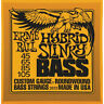 Ernie Ball 2833 Hybrid Slinky Nickel Wound Electric Bass Strings (45 - 105)