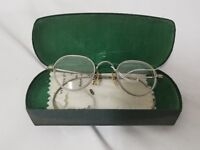 Vintage Eye Glasses/Spectacles, Childrens, COC & 1/10 12k GF with Cases