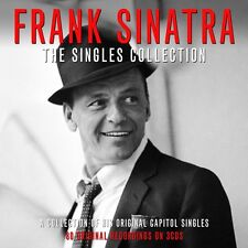 Frank Sinatra - Singles Collection - Original Capitol Singles 3CD NEW/SEALED