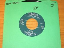 WHITE GOSPEL EP (No cover) - TENNESSEE ERNIE FORD - CAPITOL EAP 1-639