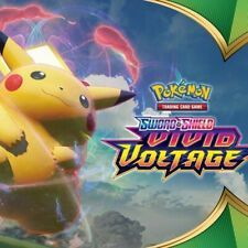 ⚡️ Pokemon TCG Sword & Shield Vivid Voltage Build & Battle Box ⚡️ (PRE-ORDER) ⚡️