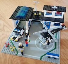 Lego vintage 6384 Police Station de 1983 complet avec instructions