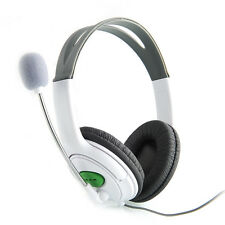 1pcs Headset with Microphone MIC Earphone for Xbox 360 Xbox360 LIVE*