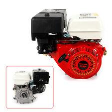 15Hp 4 Stroke 420Cc Gas Engine Gasoline Motor Recoil Pull Start Single Cylinder