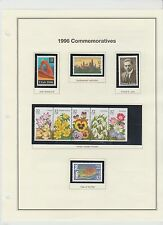 U.S. 1996 Commemorative Year Set, 65 items COMPLETE, mNH Fine