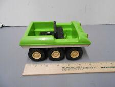 Vintage Tonka Amphibious 6x6 Pressed Steel Vehicle Atv 1970 White Wheels