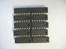 MOTOROLA MC74HC02AN MC74 IC Integrated Circuit 14-Pin - Lot of 10 NEW!! NOS