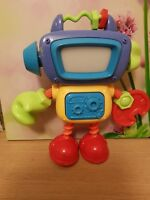 EARLY LEARNING CENTRE ROBOT SOUNDS LIGHTS TOYS FOR BABY AND TODDLER