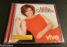 MILLY QUESADA / VIVE / CD  / MINT / LIKE NEW