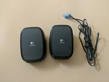 2 Logitech Alert NA750 and 1 cable