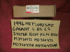 1996 MITSUBISHI GALANT FACTORY OEM BRAND NEW IN BOX ECM ECU COMPUTER # MD320472