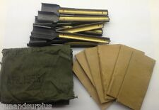 10 COUNT M1 Carbine Repack Kit old style 12 Stripper Clips 30 caliber Bandolier