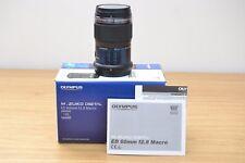 *Mint* Olympus M.ZUIKO 60mm f2.8 Macro DIGITAL ED Lens - 6 Month Warranty