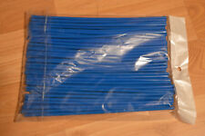 "72pcs Blue Spoke Covers for 24"" Bicycle Wheels"