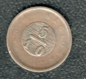 ARGENTINA 5/10 1831