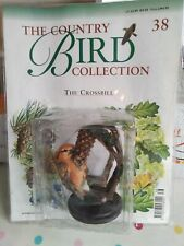 Country Bird Collection by Eaglemoss - 38 the crossbill