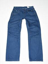 """Azul Denim Jack & Jones De Pierna Recta Jeans Cierre De Botones Informal Hombre Talla W30"""" L28"""""""