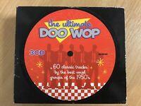 The Ultimate Doo Wop.  Cd