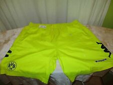 Borussia Dortmund Original Kappa Heim Trikot Hose/Short 2007/08 Gr.XXL