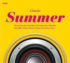 VARIOUS ARTISTS - CLASSIC SUMMER: 3CD SET (June 22nd 2015)