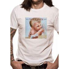 Magliette da donna a manica corta bianca taglia L