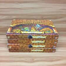 4 x HARRY POTTER Philosophers Stone Mystery at Hogwarts Board Game Bundle Joblot