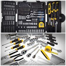 Stanley 210 Pcs Tool Set Car RV Boat Repair Tools Professional Box Case Toolbox