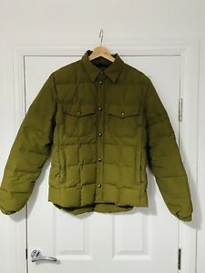 Penfield Crestone Quilted Jacket, Green