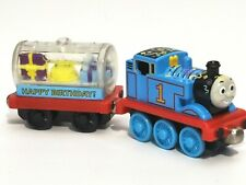 Thomas & Friends Take Along Play Diecast THOMAS HAPPY Birthday Globe