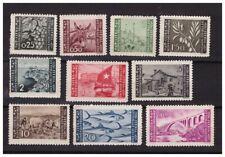 1945 - LITORALE SLOVENO -  tir. Zagabria  SERIE    NUOVA  **