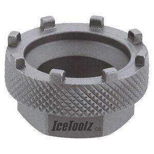 IceToolz Shimano / ISIS Compatible 8 Pin BB Tool Cycle Bike Bottom Bracket