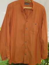 MDA camisa Júpiter-Cognac talla M (39)