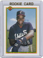 ERR/VAR~RC~FRANK THOMAS 1990 Bowman Wrong Back ROOKIE ERROR CARD~90~HALL OF FAME