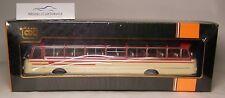 IXO 1/43 : bus009 Setra S14 (1966), Beige/Red