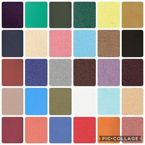 Streets Ahead Dolls House Flooring Carpet Self Adhesive A4 Sheet Many Colours