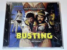 Billy Goldenberg BUSTING Limited Soundtrack CD New & Sealed Kritzerland