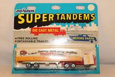 1970's Majorette Bernard Semi Truck Majorette Toys, Nice Original in Blisterpack