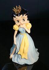 A Beautiful Wade Betty Boop Blue Dress Yellow Sash Princess 1 /150