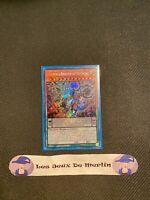carte YU-GI-OH REDU-FR083 Ninja Dragon Bleu NEUF FR