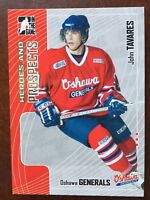 2005-06 ITG Heroes and Prospects #111 John Tavares Rookie RC