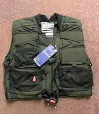 Crewsaver Teviot Automatic Inflation Fly Fishing Vest - NEW - Small