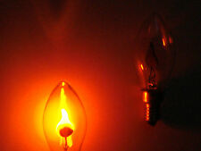 Ampoule bougie flamme vacillante Flicker GIRARD SUDRON LAMPE CROZE NEUVE