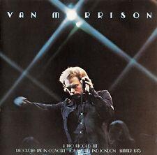 VAN MORRISON : IT'S TOO LATE TO STOP NOW / 2 CD-SET - TOP-ZUSTAND