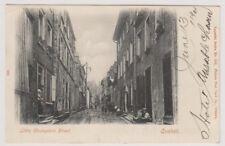 Canada postcard - Little Champlain Street, Quebec - P/U 1904