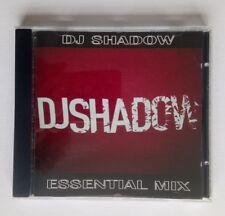 DJ SHADOW ESSENTIAL MIX CD NEW