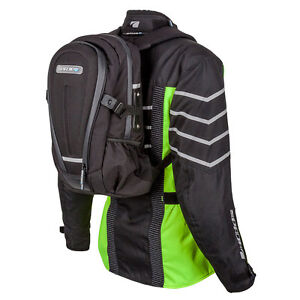 Spada Sport 28 Litre Backpack, waterproof zips, reflective strips