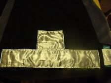 Infantino Sash Wrap and Tie Baby Carrier, Black/White, Baby Carrier,