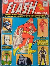 Flash Annual #1 (Summer 1963, Dc)
